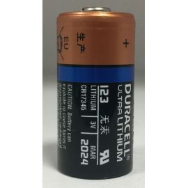 PILA LITIO DURACELL 3V ULTRA 123A